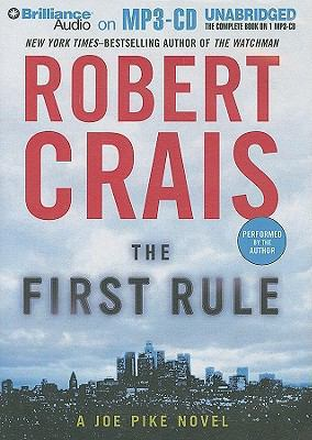 The First Rule - Robert Crais - Audio MP3 CD at Booksamillion
