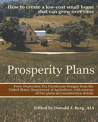 Prosperity Plans - Donald J. Berg - Paperback