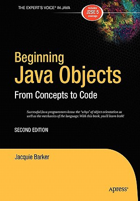 Beginning Java Objects - Jacquie Barker - Paperback at Booksamillion