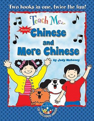 Chinese and More Mandarin Chinese [With CD (Audio)]