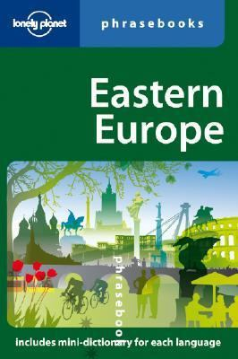 Lonely Planet Eastern Europe Phrasebook - Lonely Planet Phrasebooks - Paperback at Booksamillion