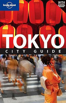 Lonely Planet Tokyo City Guide [With Pullout Map] - Lonely Planet Publications - Paperback at Booksamillion