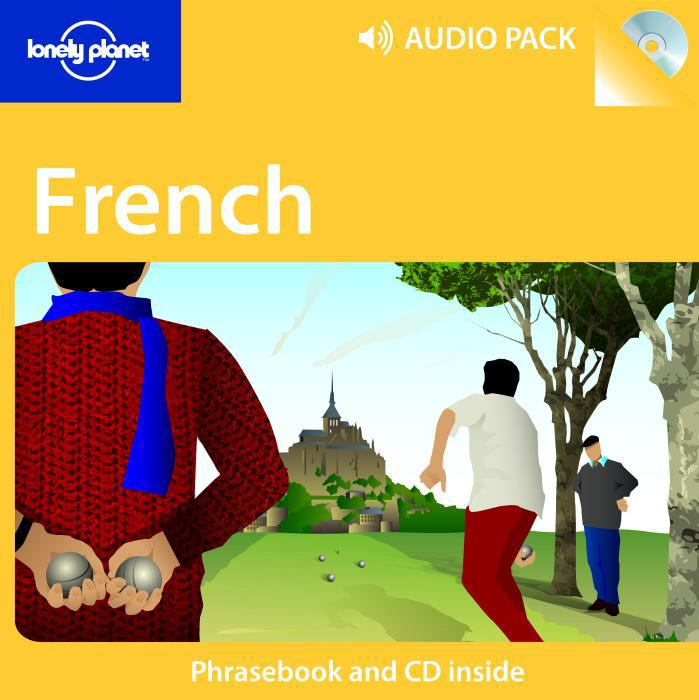 Lonely Planet French [With Phrasebook] - Lonely Planet Publications - Audio Compact Disc at Booksamillion