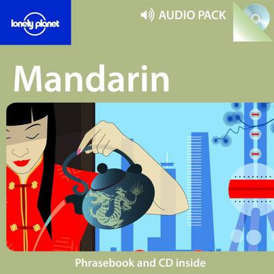 Lonely Planet Mandarin [With Phrasebook] - Lonely Planet Publications - Audio Compact Disc at Booksamillion