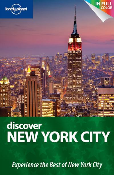 Lonely Planet Discover New York City [With Map] - Lonely Planet Publications - Paperback at Booksamillion