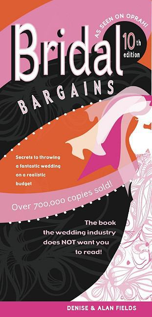 Bridal Bargains - Denise Fields - Paperback at Booksamillion