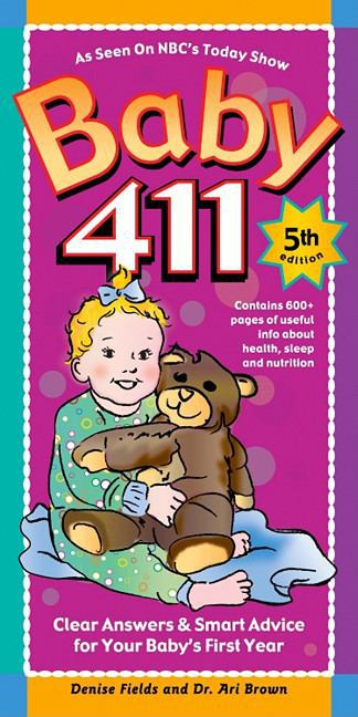 Baby 411 - Denise Fields - Paperback at Booksamillion