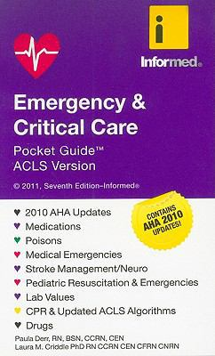 Emergency & Critical Care - Paula Derr, R.N. - Paperback