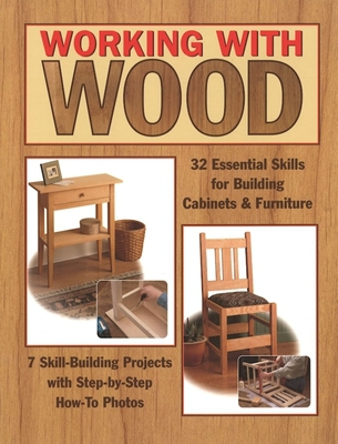Working with Wood - Tom Carpenter - Paperback at Booksamillion
