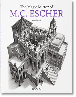 Magic Mirror of M.C. Escher - Angelika Taschen - Hardcover - Anniv. Ed. at Booksamillion