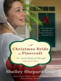 A Christmas Bride in Pinecraft|Shelley Shepard Gray