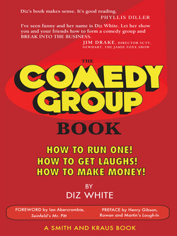 The Comedy Group Book|Diz White