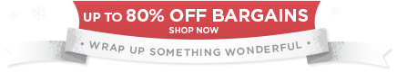 Holiday Savings at BAM!