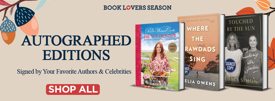 Shop Autographed Books