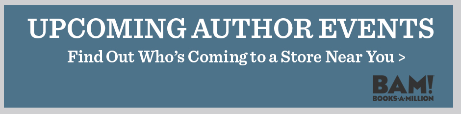 See All Upcoming Author Events & SIgnings