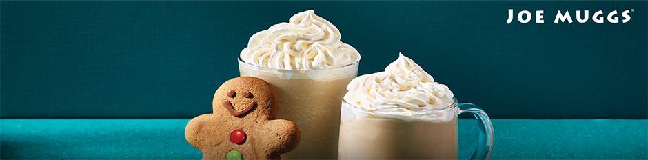 Our Holiday Drinks are Here! Get Them Today at a Joe Muggs Near You!