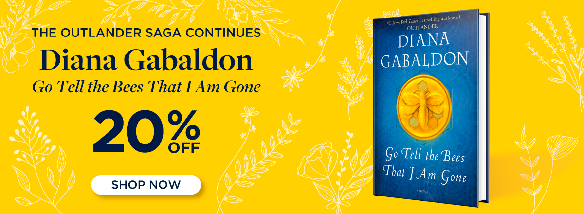 Coming Soon from Diana Gabaldon! Buy Now!