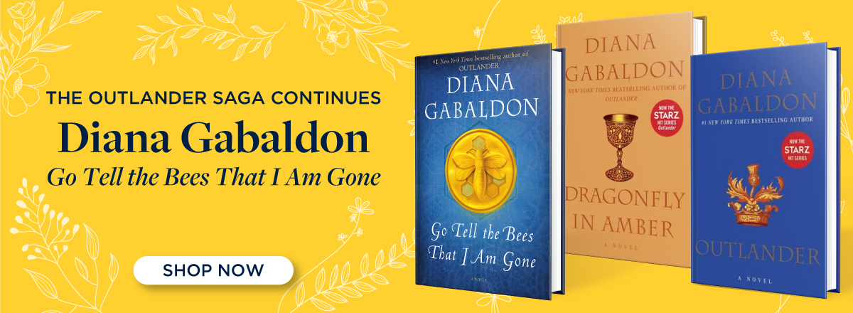 Coming Soon from Diana Gabaldon! Shop the Outlander Series & More!
