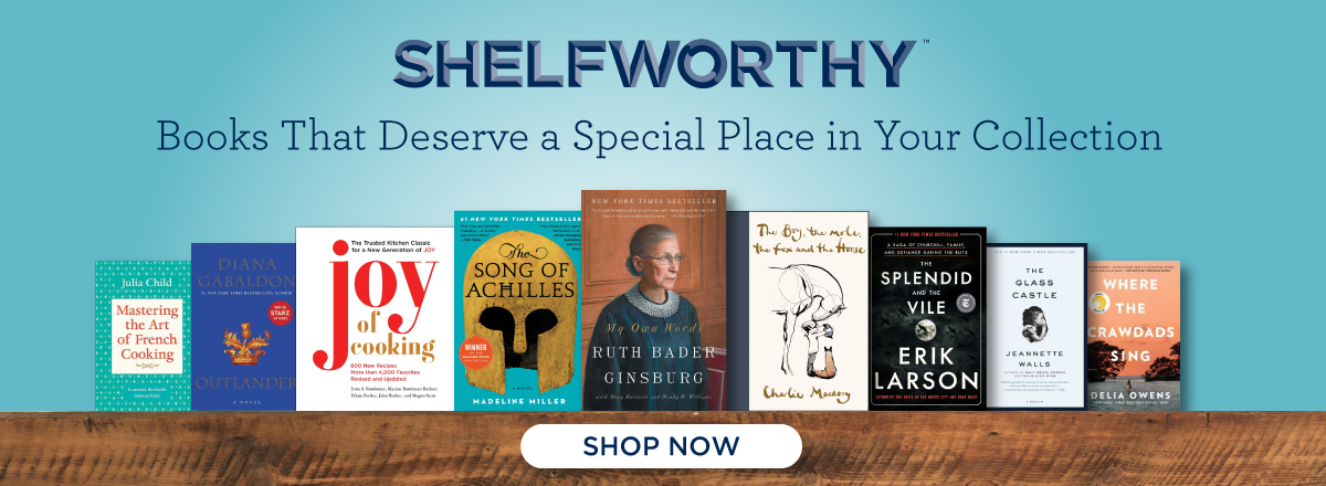 Shop Books That Deserve a Special Place in Your Collection