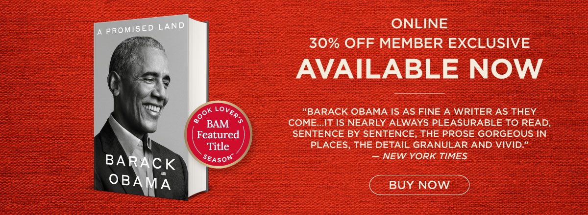 Barack Obama Now Available!