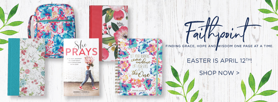 Easter is April 12th - Shop Bibles, Devotionals, Gifts & More for Every Age