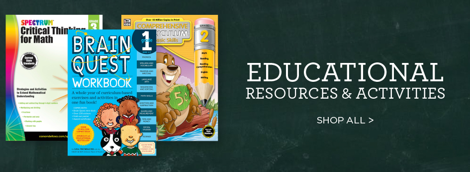 Educational Resources from Your Stay at Home Headquarters