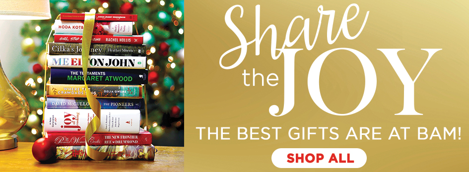 Share the Joy This Holiday Season with The Best Gifts from BAM! Shop Our Holiday Gift Guide Now!