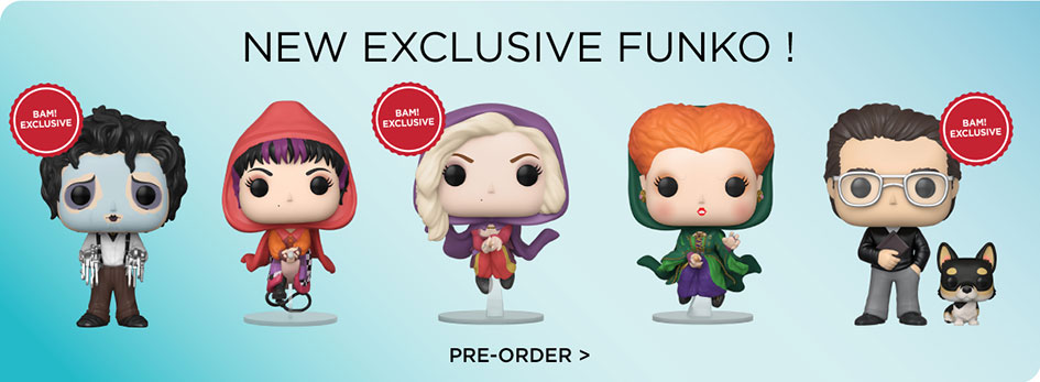 Shop All Exclusive Funko