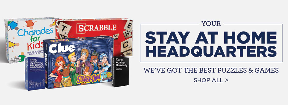 Shop All Hibercation Books, Games, and Puzzles