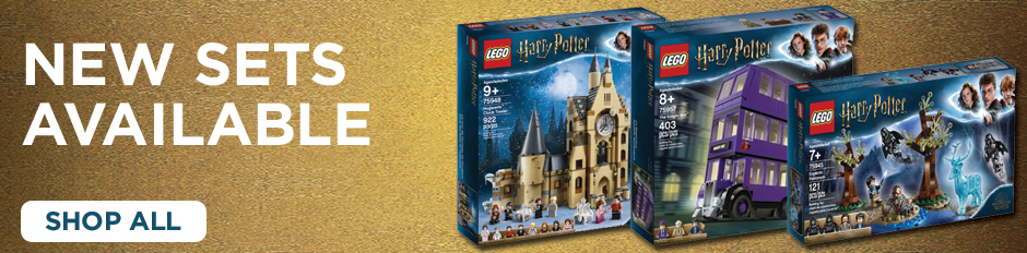 Place Your Order for Brand New Harry Potter Legos Today!