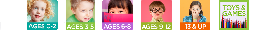 Kids Age Group Banner