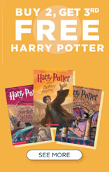 Shop Harry Potter Buy 2, Get 3rd Free!