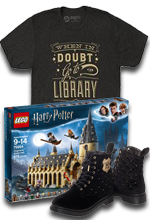 Books Gifts More From The Wizarding World Of Harry Potter