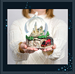 Order the BAM! Exclusive Harry Potter Snowglobe Now!