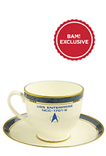 Pre-Order the Star Trek Picard Cup & Saucer Now!