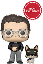 Pre-Order our Exclusive Stephen King and Molly Funko Now!
