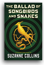 Pre-Order The Ballad of Songbirds and Snakes today!