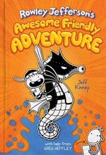Pre-Order Rowley Jefferson's Awesome Friendly Adventure!